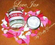 Valentines Day Love Jar In Every Language