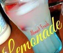 Almost Fresh Lemonade