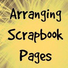 ArrangingScrapbook