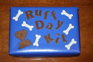 Ruff Day Survival Kit