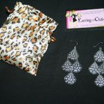 Diva Dangler Earring of the Month Club #jewelry #review