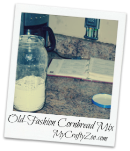 Old Fashion Cornbread Mix