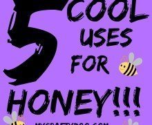 5 Cool Uses for Honey