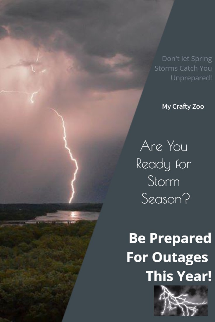 Storm Preparation 10 Tips to Prepare for Power Outages