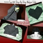 Top 100 Step-by-Step Napkin Folds Review