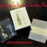 4 Simple Ways To Preserve Christmas Memories