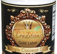 Tropical Traditions Gold Label Virgin Coconut Oil Review