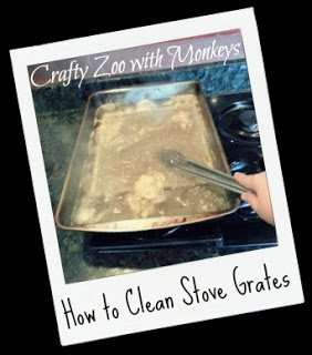 How To Clean Stove Grates