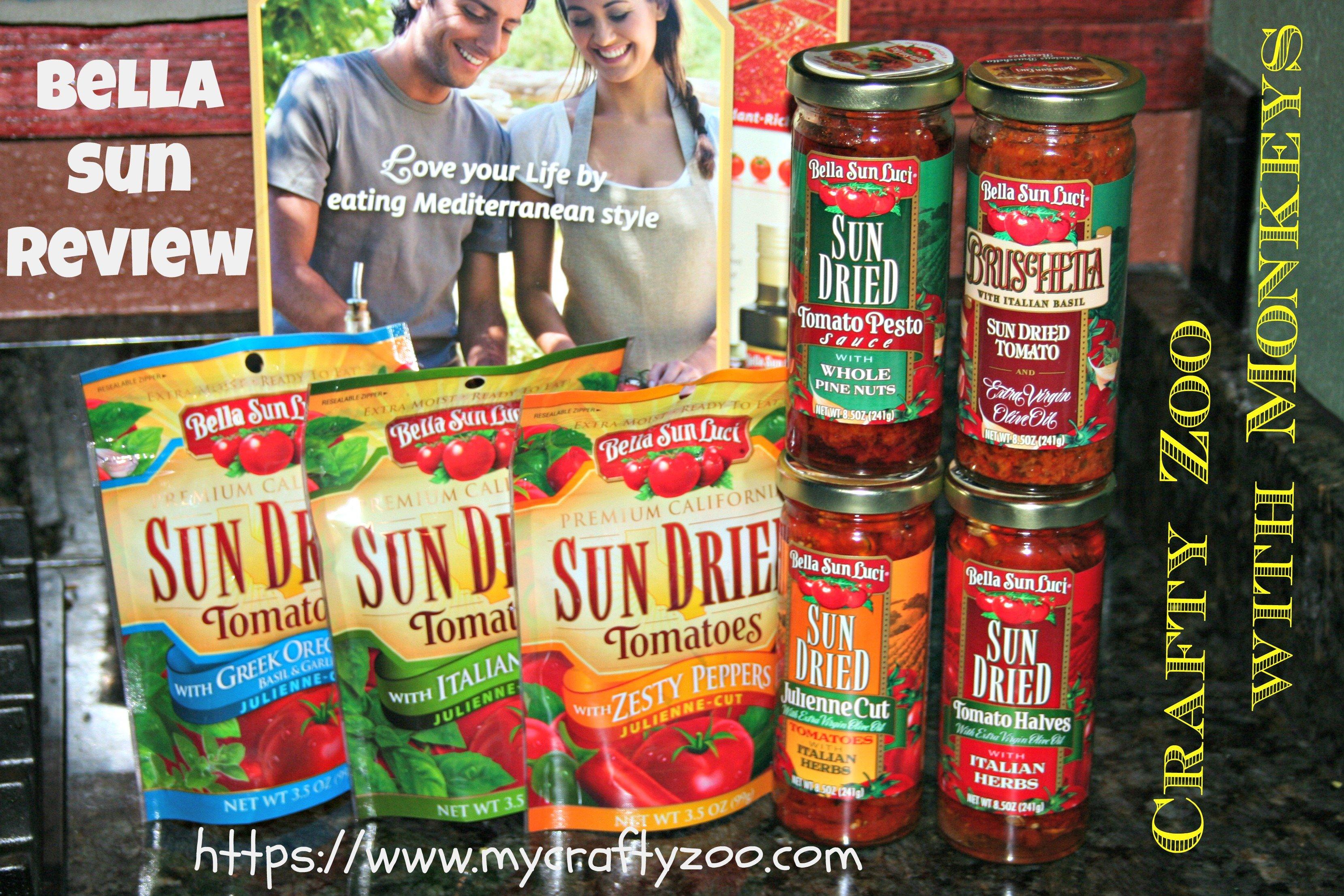 Mooney Farms Sundried Tomatoes