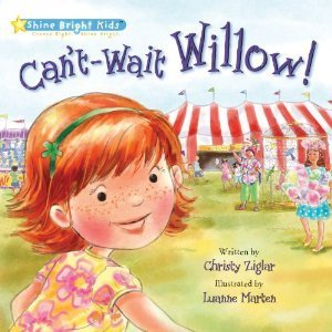 Can't-Wait Willow: A Children's Book Review