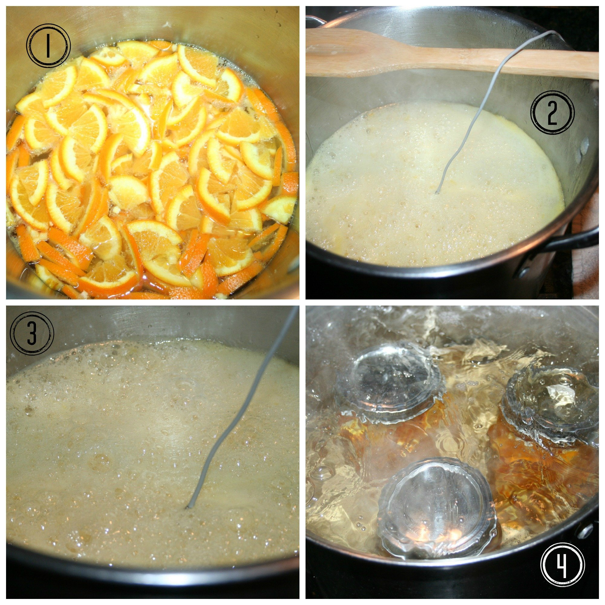 Orange Marmalade: 4 Simple Steps