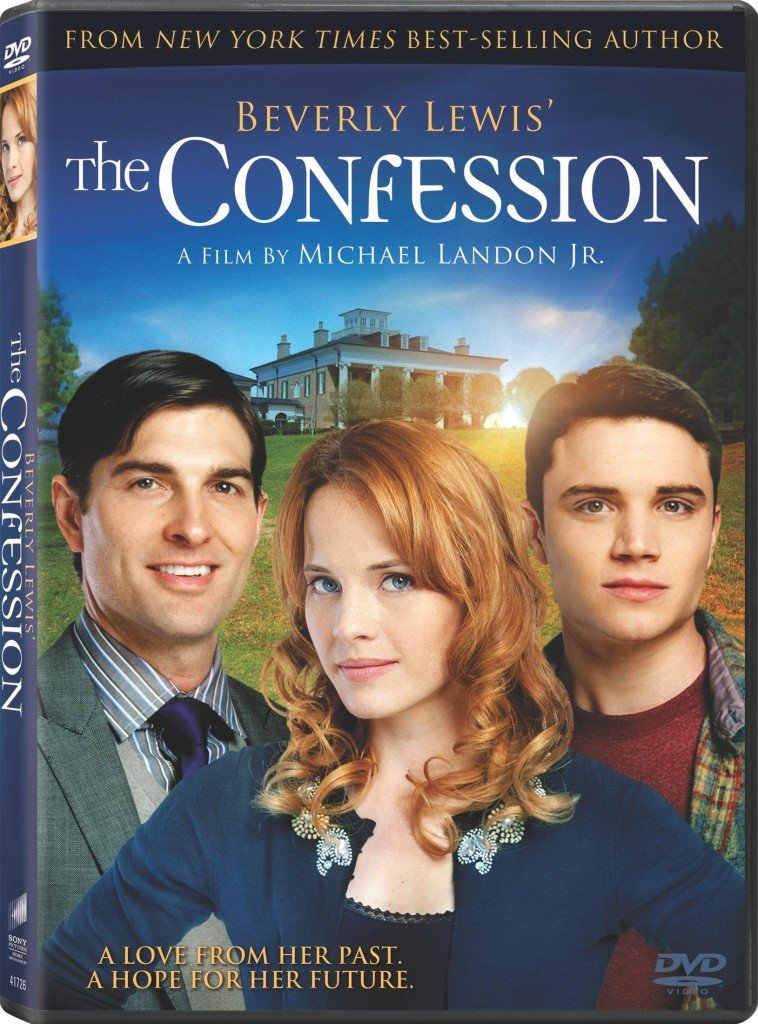 The Confessions DVD
