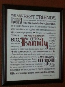 Your Family Manifesto