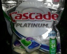 #MyPlatinum Amazing Cascade Dishwashing Soap #Sponsored