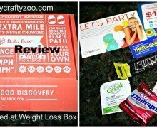 Bulu Weight Loss Subscription Box