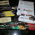 NuGo Dark Chocolate Bars Review
