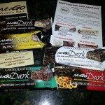 NuGo Dark Chocolate Bars Review