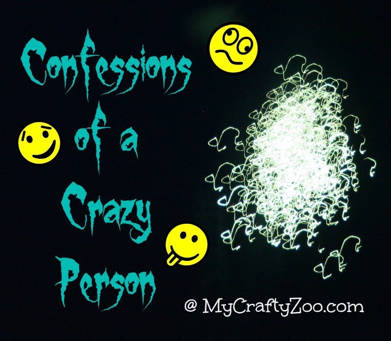 Getting Personal: Confessing My Crazy