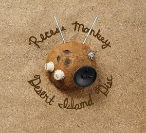 DESERT ISLAND DISC Cover