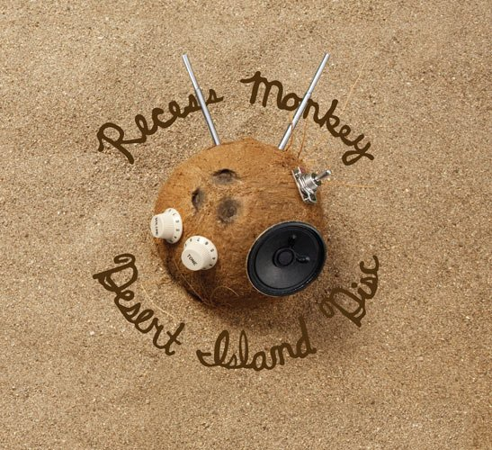 DESERT ISLAND Recess Monkey