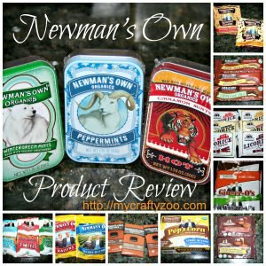 Newman's Own Product Review: Great Products & Philanthropy