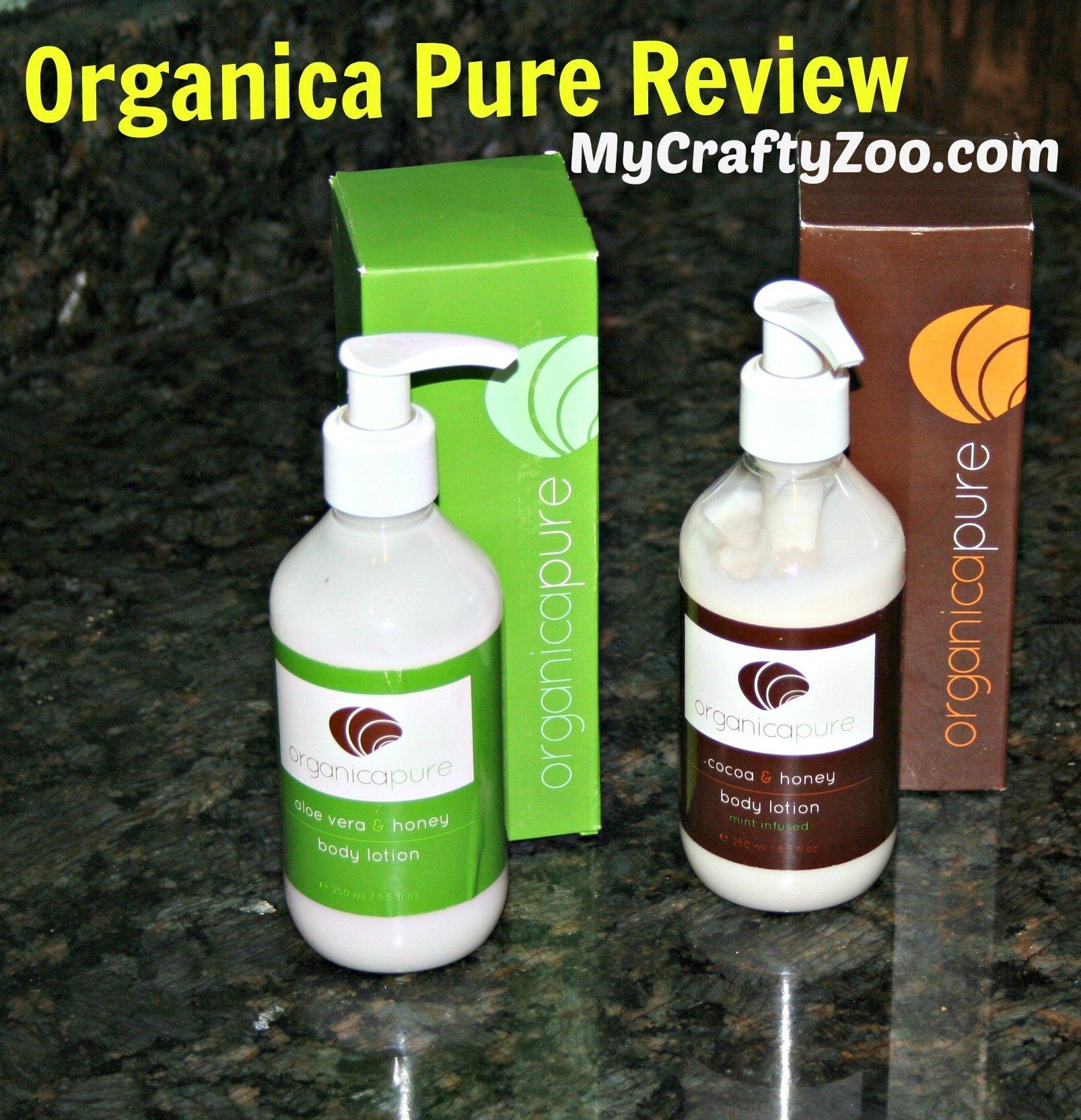 OrganicaPure Review