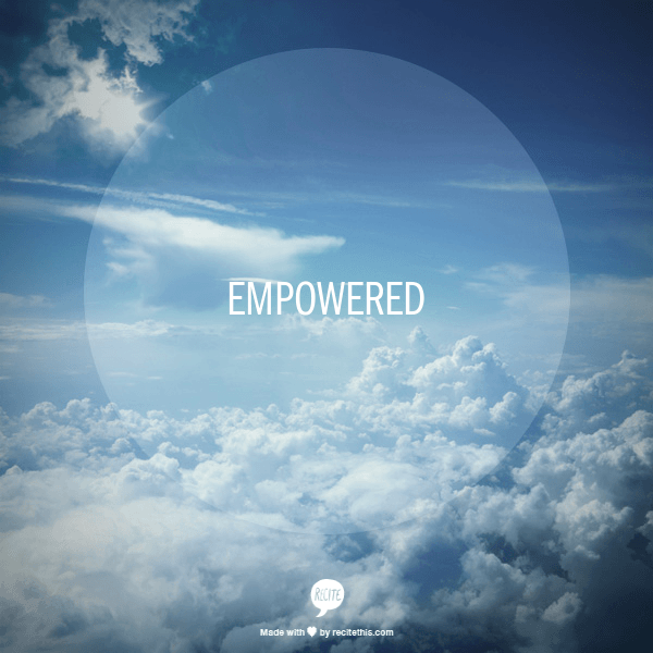 Empowered A Learning Journey with @LysaTerKeurst