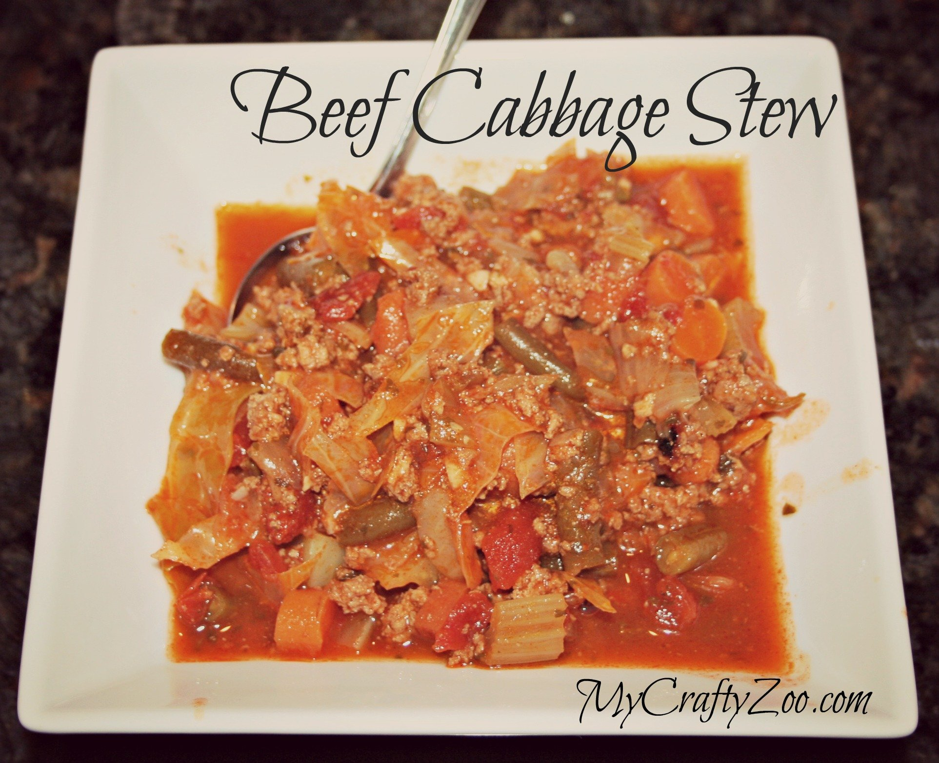 Italian Beef Cabbage Stew: Simple & Delicious!
