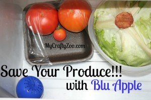 Save Your Produce! with #BluApple