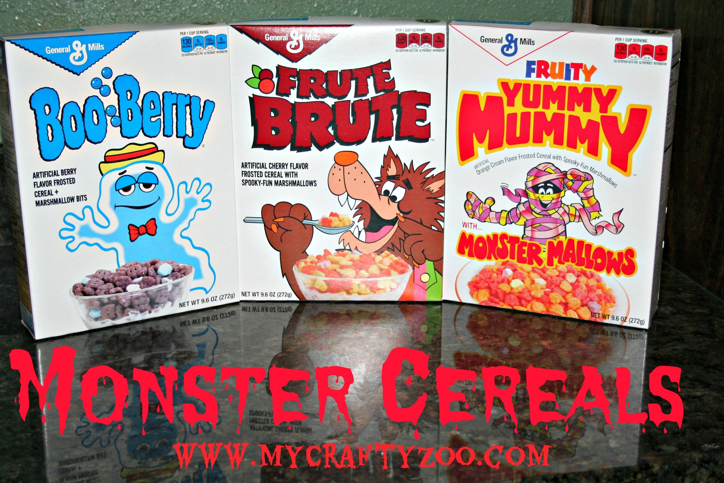 Monster Cereals Review