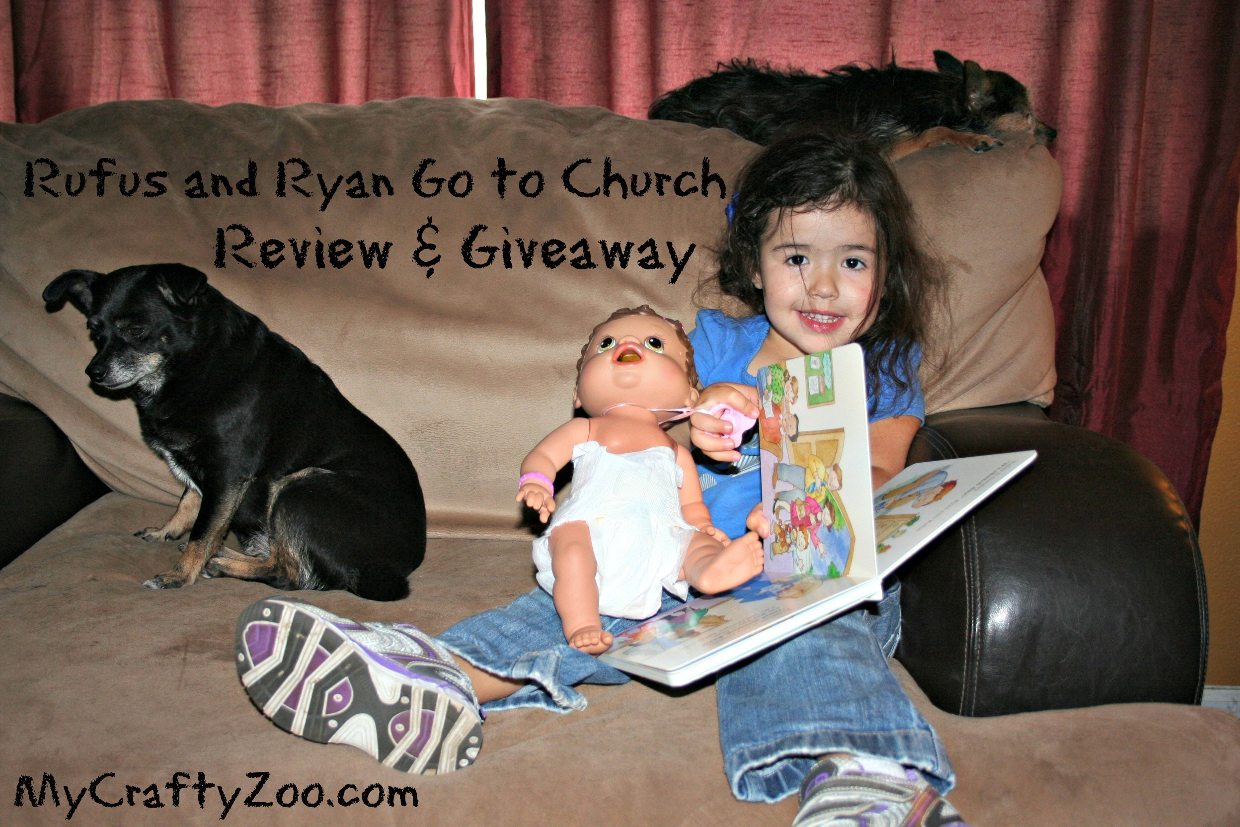 Rufus & Ryan Go to Church