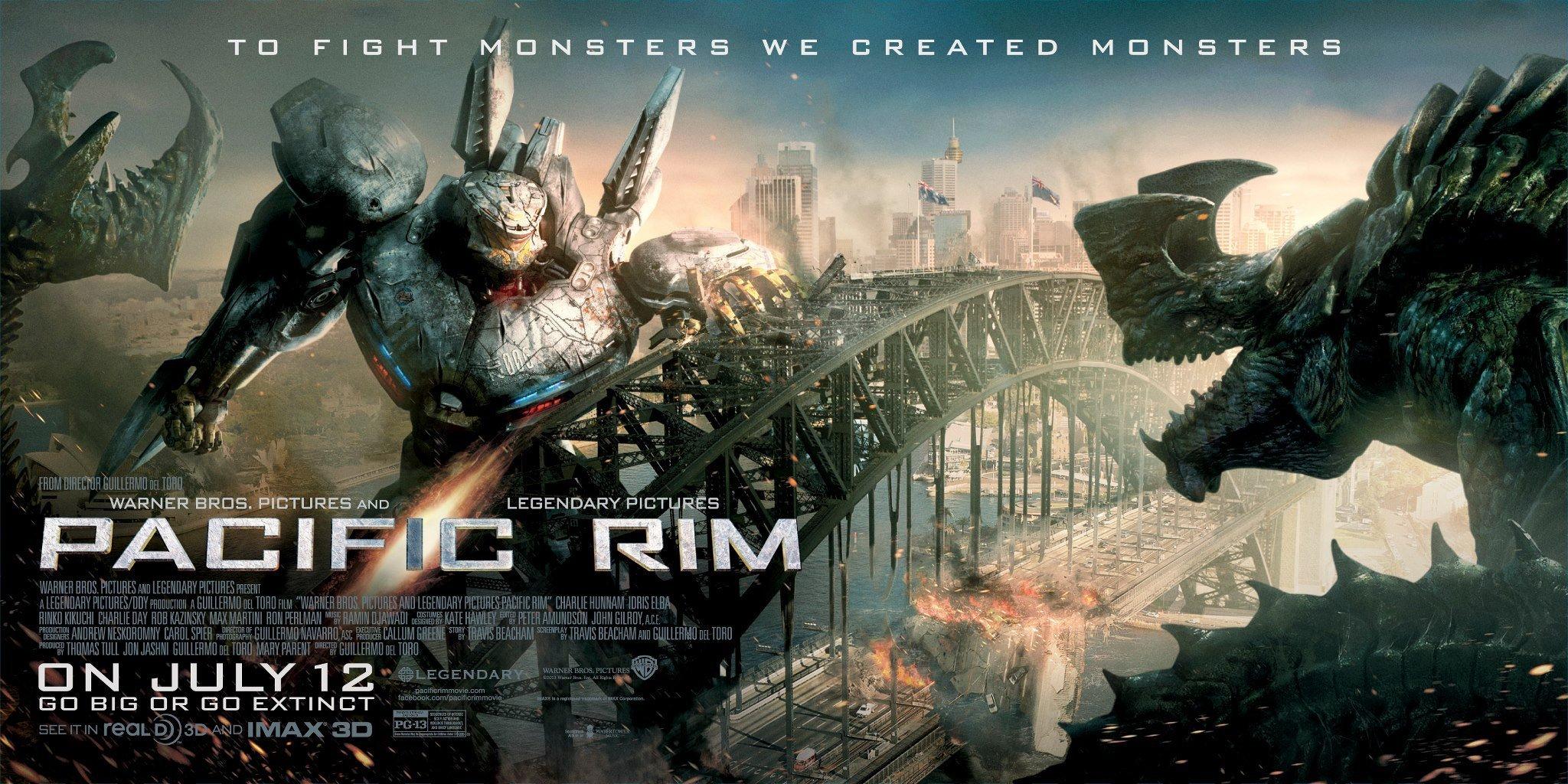 Pacific Rim Uprising: Go Big or Go Home!