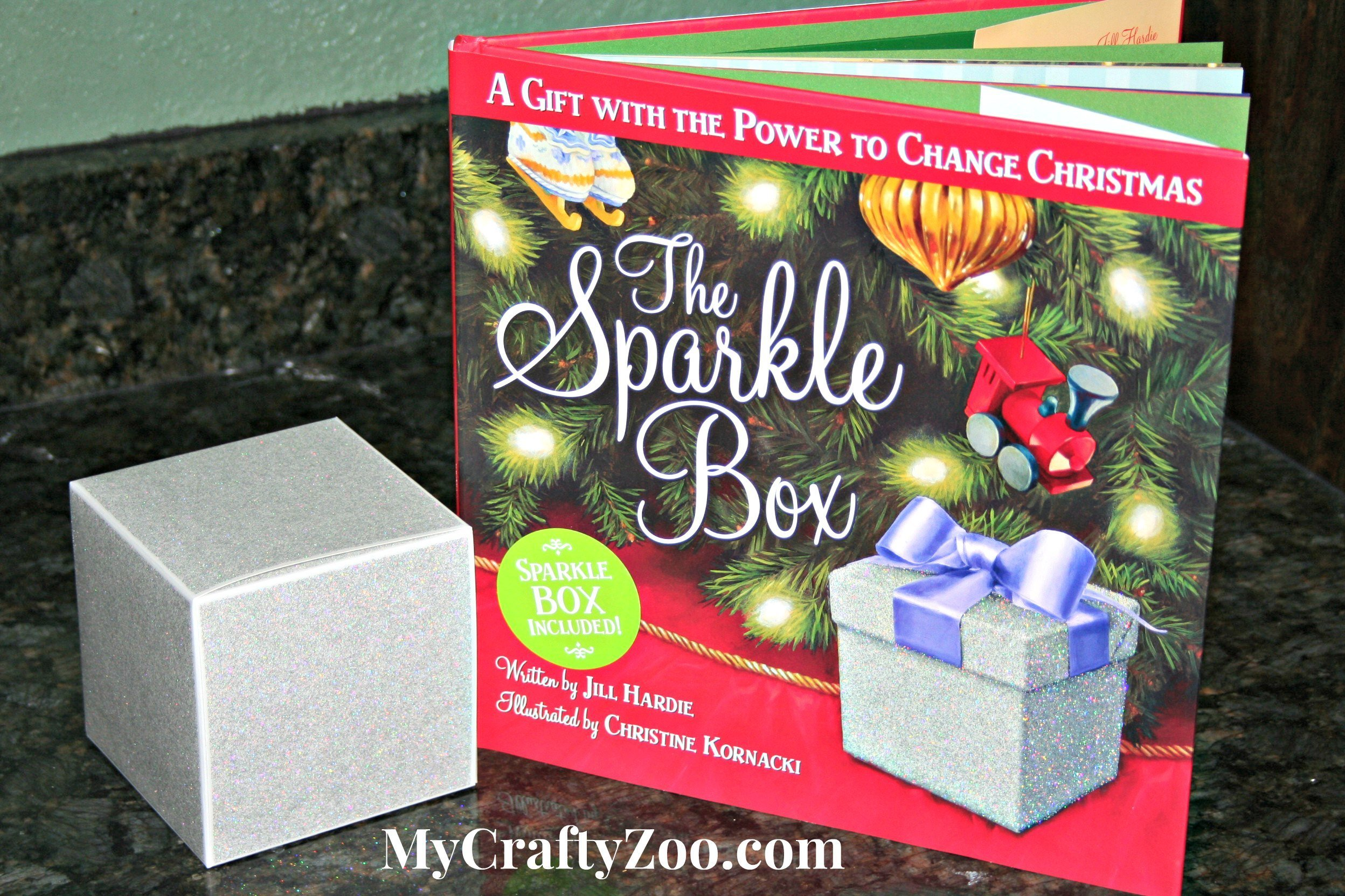 The Sparkle Box @CraftyZoo