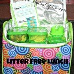 Litter Free Lunch Box