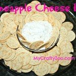 Pineapple Cheese Dip/Ball Recipe