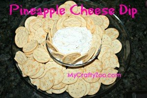 Pineapple Cheese Dip