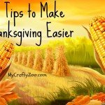7 Tips To Make Thanksgiving Easier