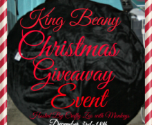 King Beany: Great For Anyone!!!