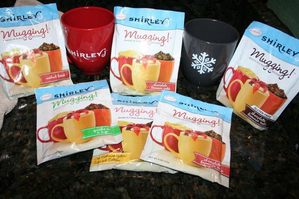 Mug recipes have become pretty popular, and these make it easy to understand why! Check out these delicious Shirley J Muggings!