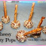 Cheesy Party Pops Recipe: Your Next Party Hit!