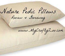 #Naturepedic Organic Pillow