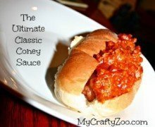 The Ultimate Classic Coney Sauce
