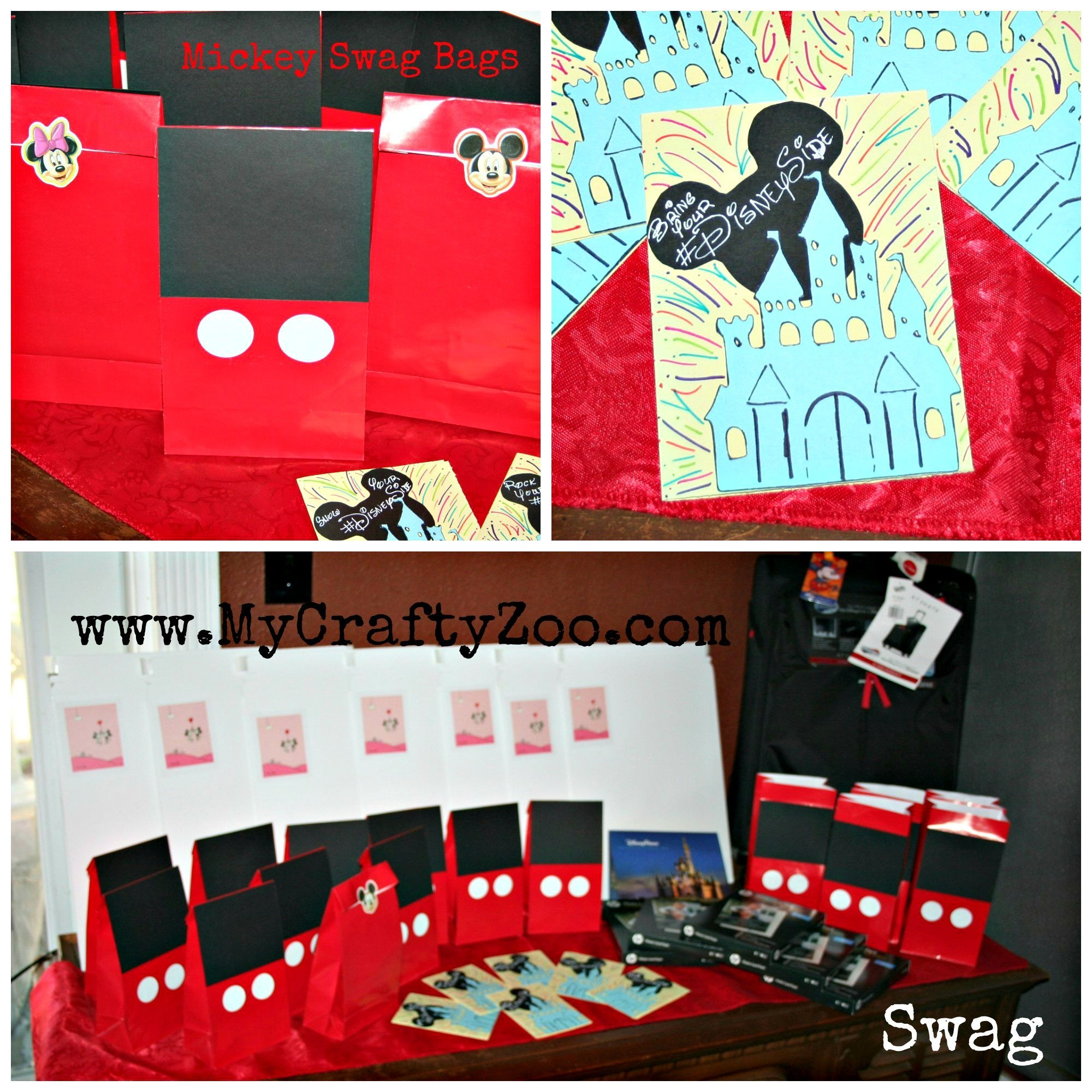 DisneySwag #DisneySide @Home Celebration Party
