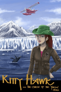 Kitty Hawk &The Curse of the Yukon Gold #BookReview