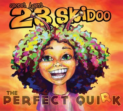Secret Agent 23 Skidoo The Perfect Quirk Review & Giveaway US Ends 6/16