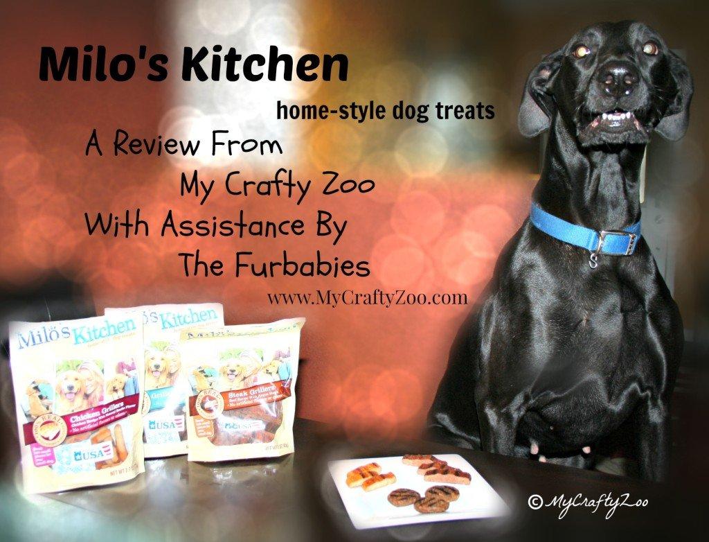 Milos Kitchen: Fantastic Treats with Rave Reviews!