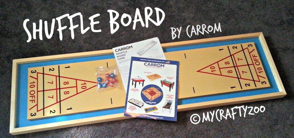 Shuffle Board by Carrom