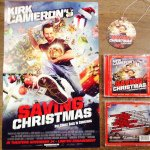 #SavingChristmas Movie Review with #KirkCameron