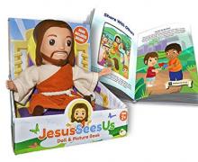 #JesusSeesUs