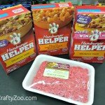 #Free Ground Beef with Hamburger Helper #sp